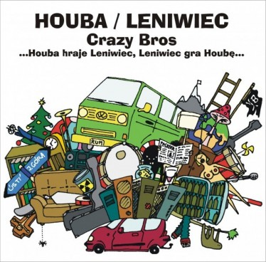 Crazy Bros - Houba vs. Leniwiec