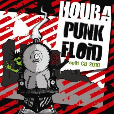 Split CD Houba / Punk Floid